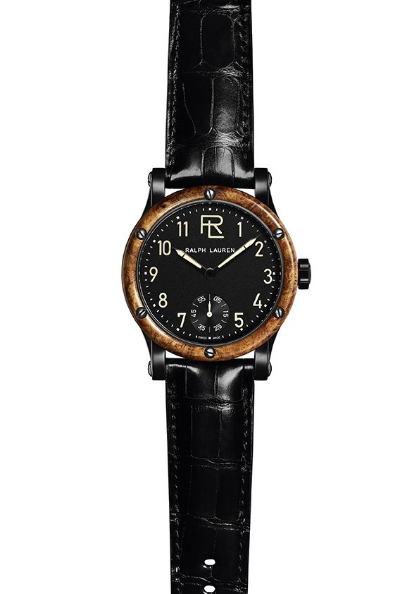 Ralph Lauren Automotive Black
