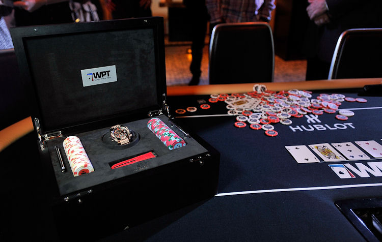 Hublot Big Bang Unico World Poker Tour