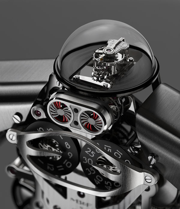 Baselworld 2015 MB&F Melchior