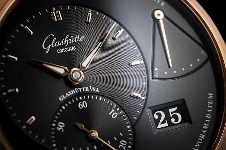Glashütte Original PanoReserve and PanoMaticLunar