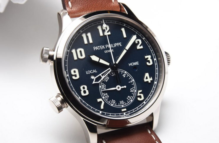 pre owned patek philippe watches