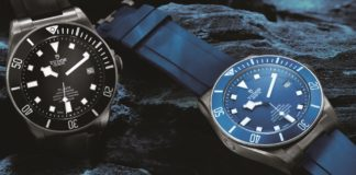 tudor pelagos movement