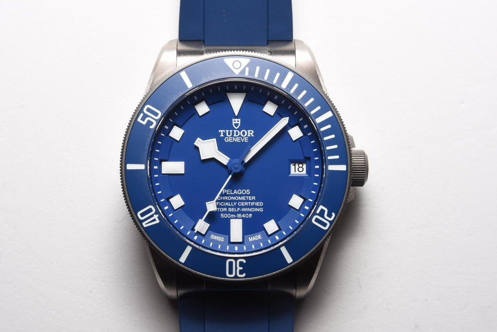 tudor pelagos new movement