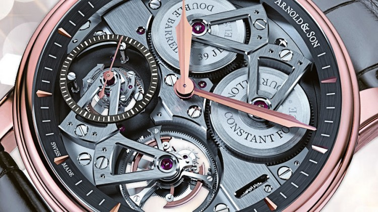 Arnold & Son Constant Force Tourbillon
