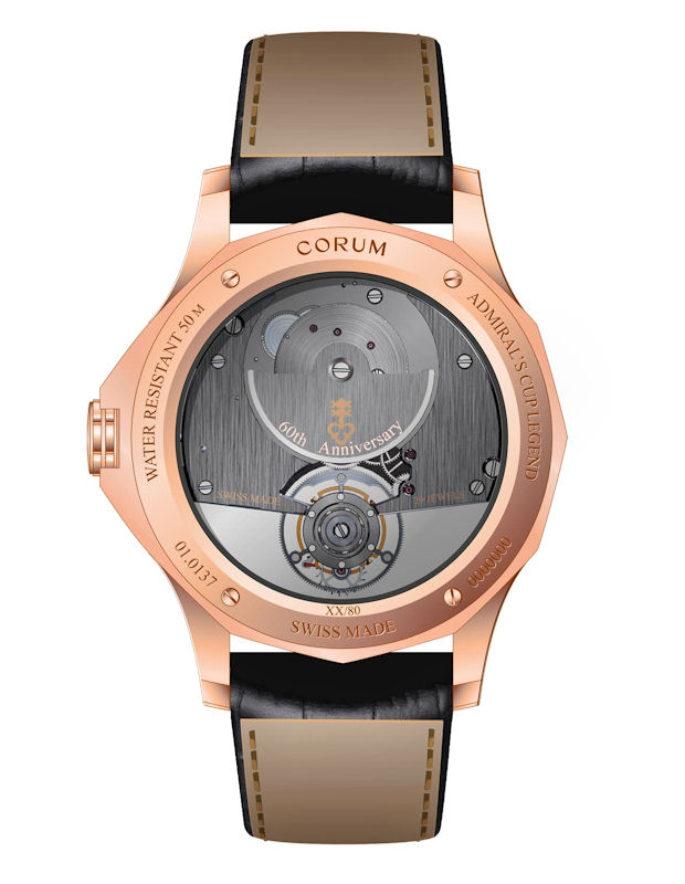 Corum Admiral's Cup Legend 42 Flying Tourbillon