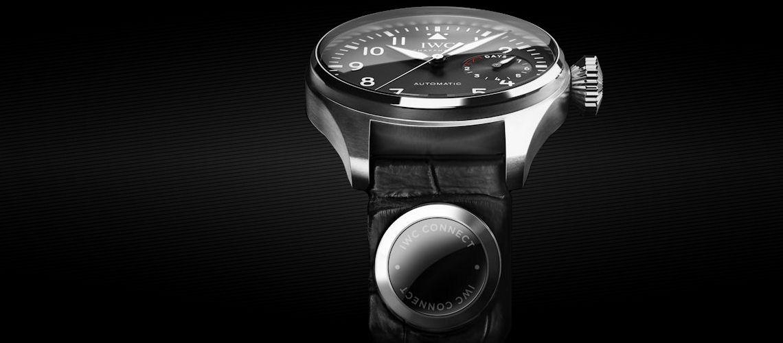 iwc schaffhausen chronograph automatic