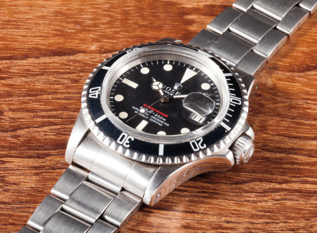 Phillips Geneva Watch Auction One Rolex Red Submariner