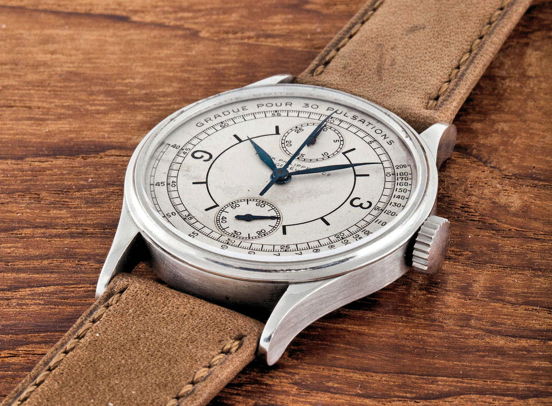 Patrick Phillips Watch Patek Philippe Silver