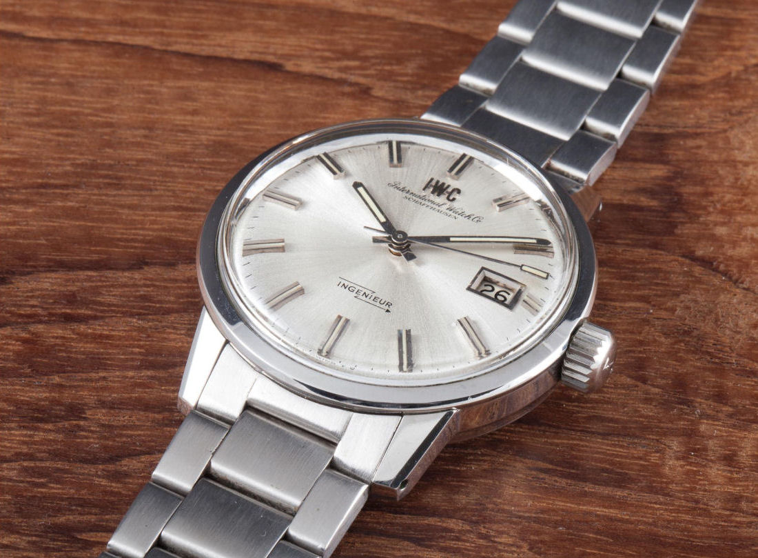 Phillips Geneva Watch Auction One IWC Ingenieur