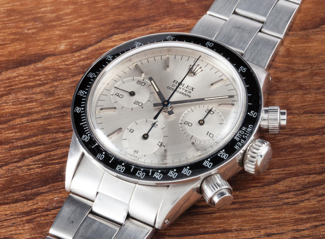 Replica Rolex 6263 Albino phillips auction