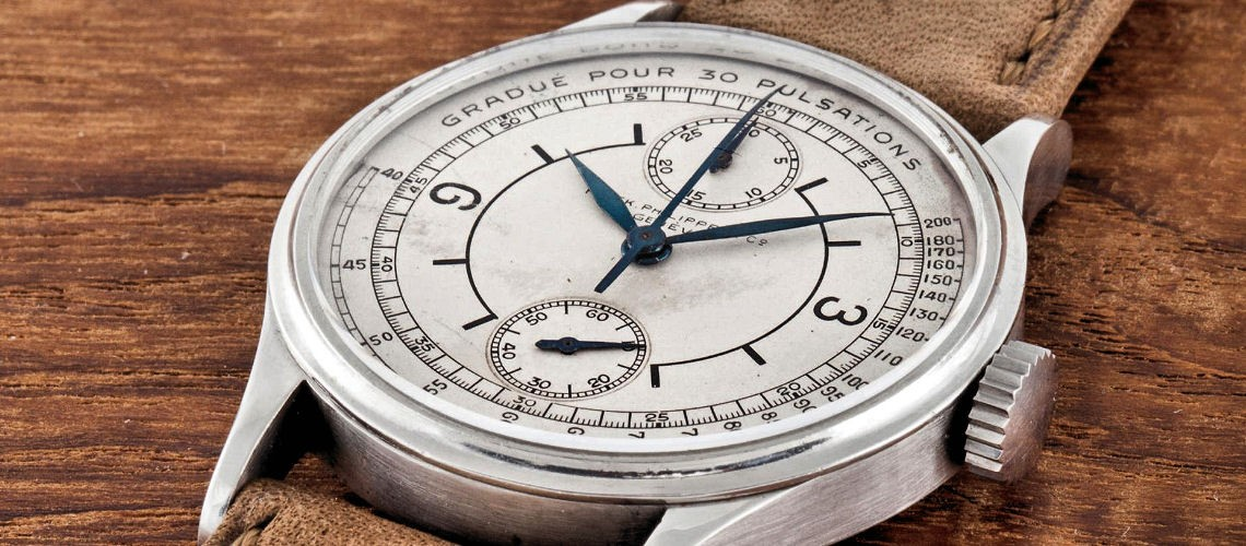 replica patek 130 phillips auction
