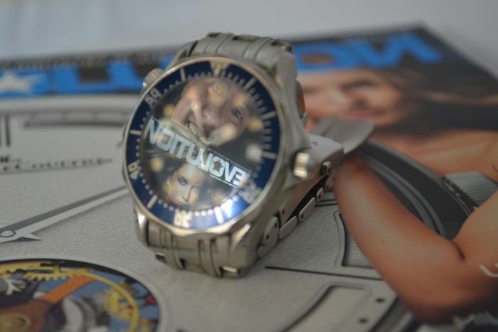 Raymond Weil Freelancer Competition - Winning Entry