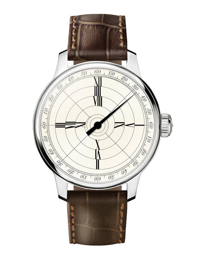 MeisterSinger Benjamin Franklin Watch