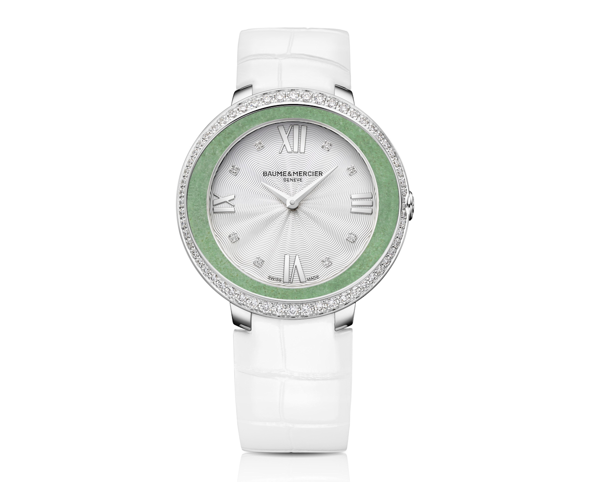 Promesse Jade Limited Edition Watches & Wonders 2015