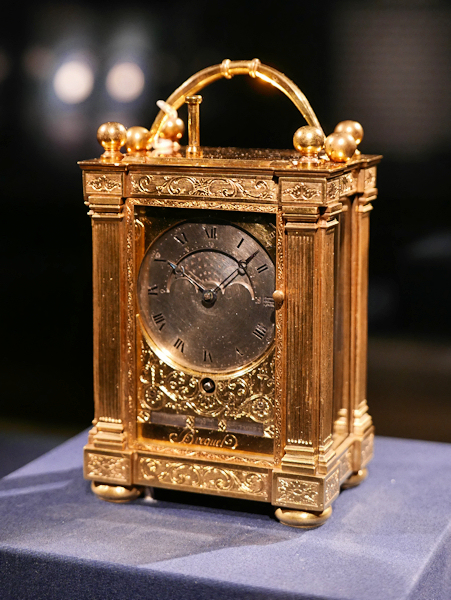 Breguet carriage clock sold to General Napoléon Bonaparte