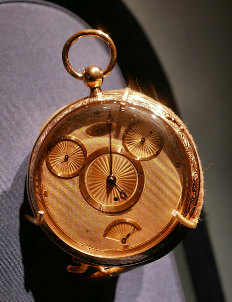 Original breguet tourbillon