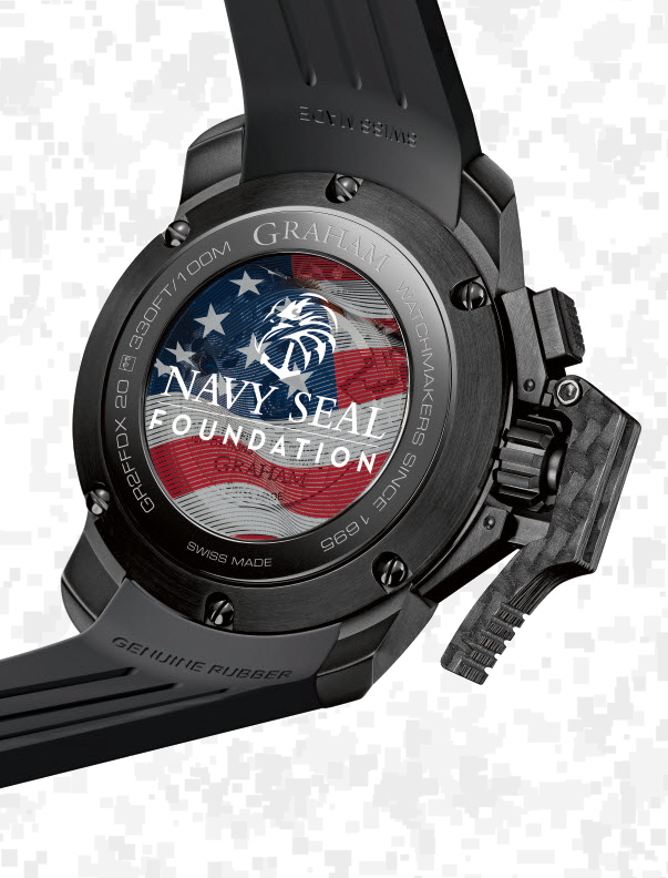 Graham Navy SEALs Foundation limited edition