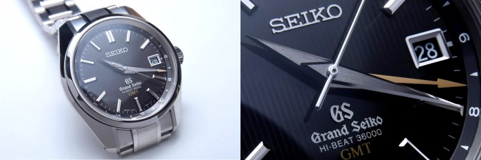 Tuxedo dial on the reference SBGJ013