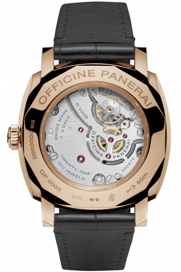 Harder Better Faster Stronger — What The New Panerai Calibre