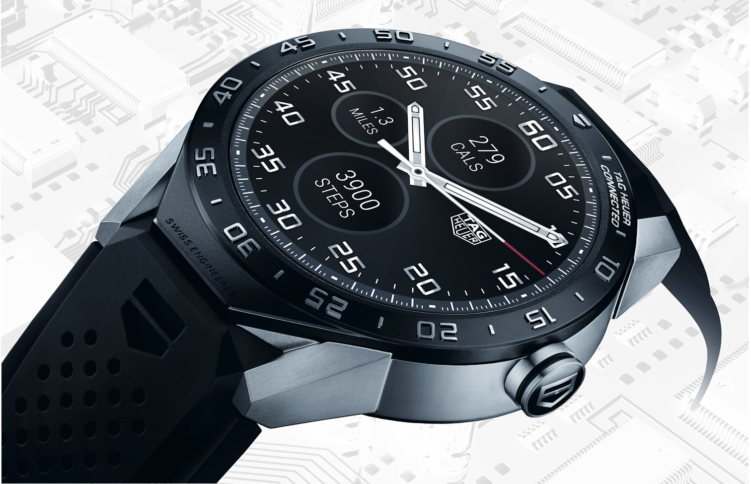 the TAG Heuer Connected represents a new age for luxury Swiss watchmaking.