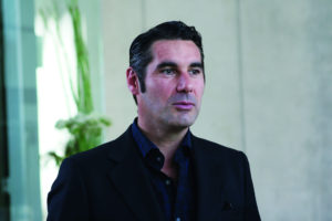 Hugues de Pins, president of Vacheron Constantin North America