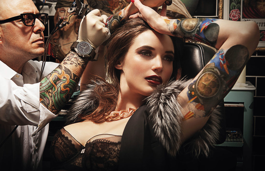 Tattooed by The Family Business – Mo Coppoletta – Flux ...