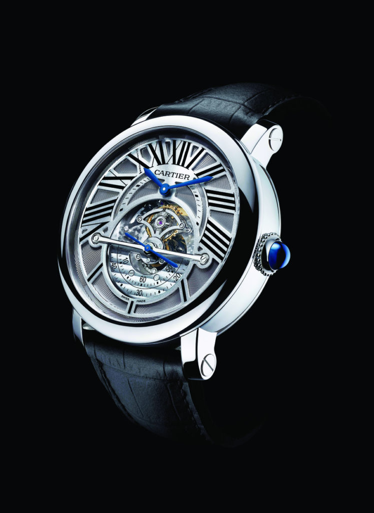 Cartier Astrorégulateur