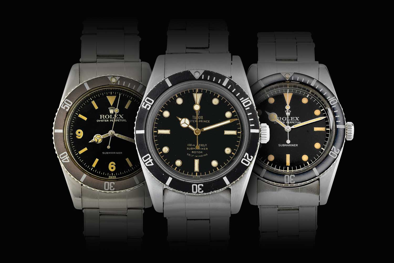 Rolex & Tudor