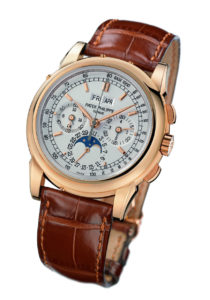patek philippe second hand