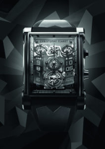 Christophe Claret DualTow Night Eagle