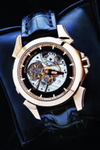 GTM-06 Tourbillon Minute Repeater designed by Bart and Tim Grönefeld