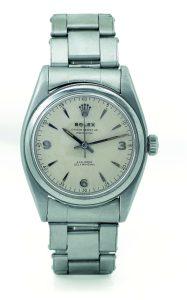 April Rolex Auctio