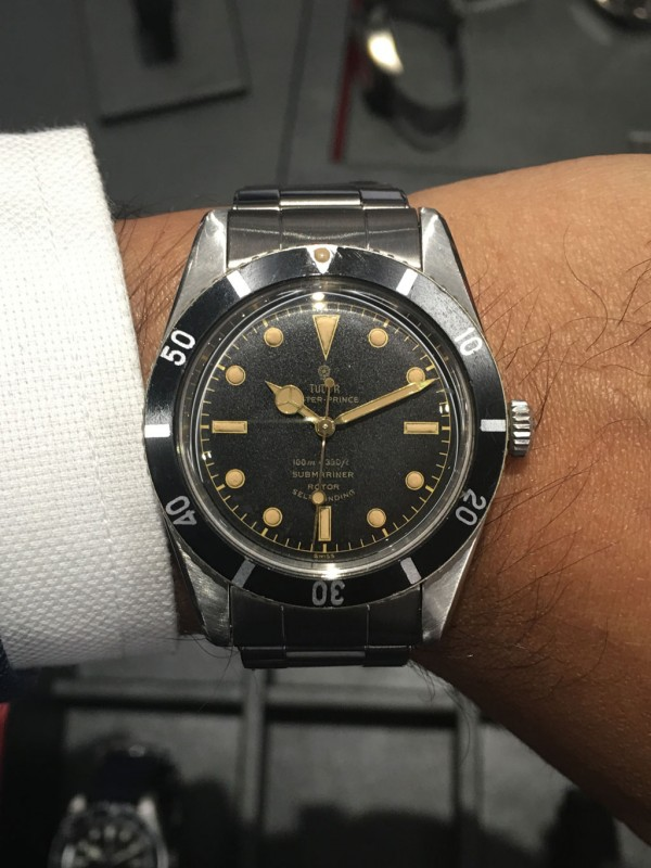 Tudor-Submariner