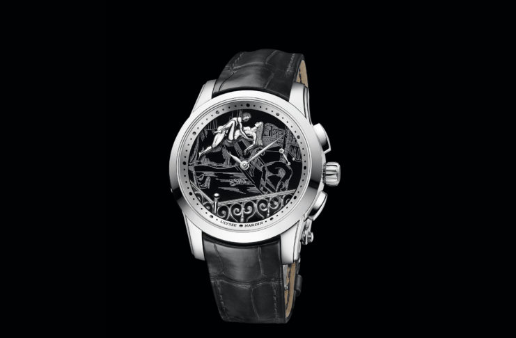 The Hourstriker that caused a stir at Baselworld 2015
