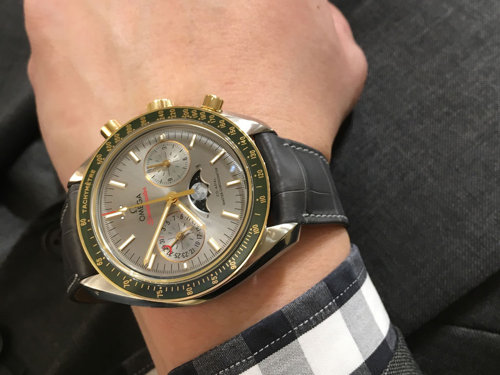 Speedmaster Master Chronometer Chronograph Moonphase