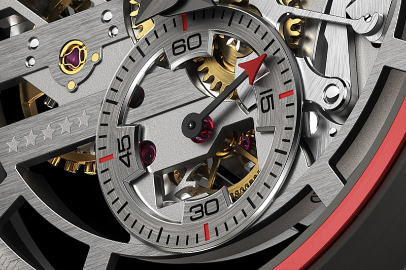 Unveiling the New 14.88g TimeWalker - Revolution
