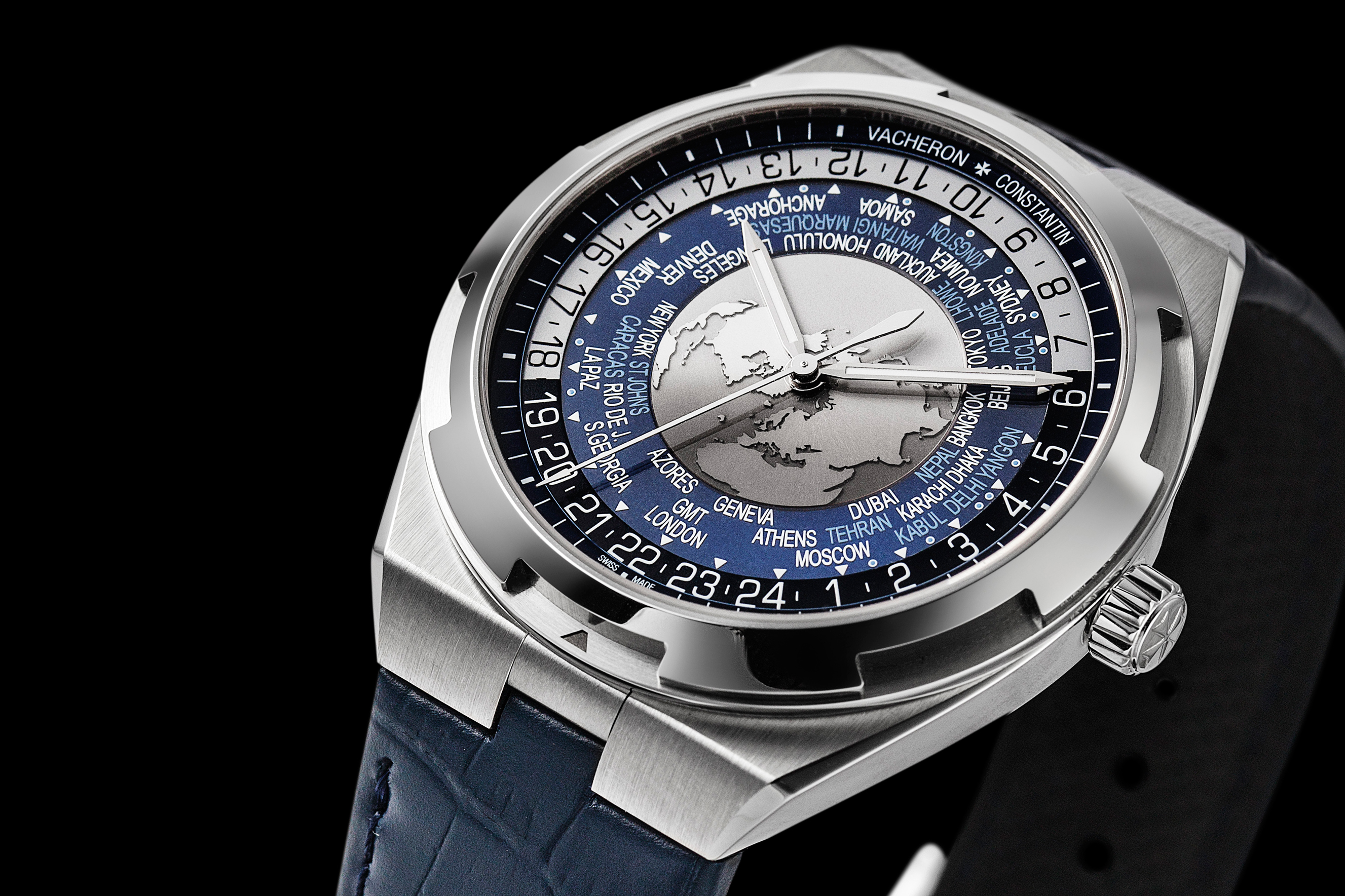 Announcing The Overseas World Time