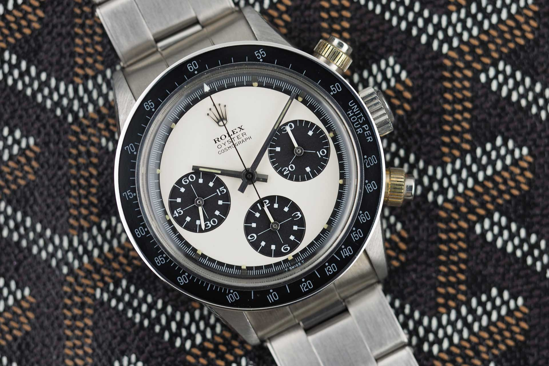 Mark 1 variety of the Paul Newman Daytona ref. 6263