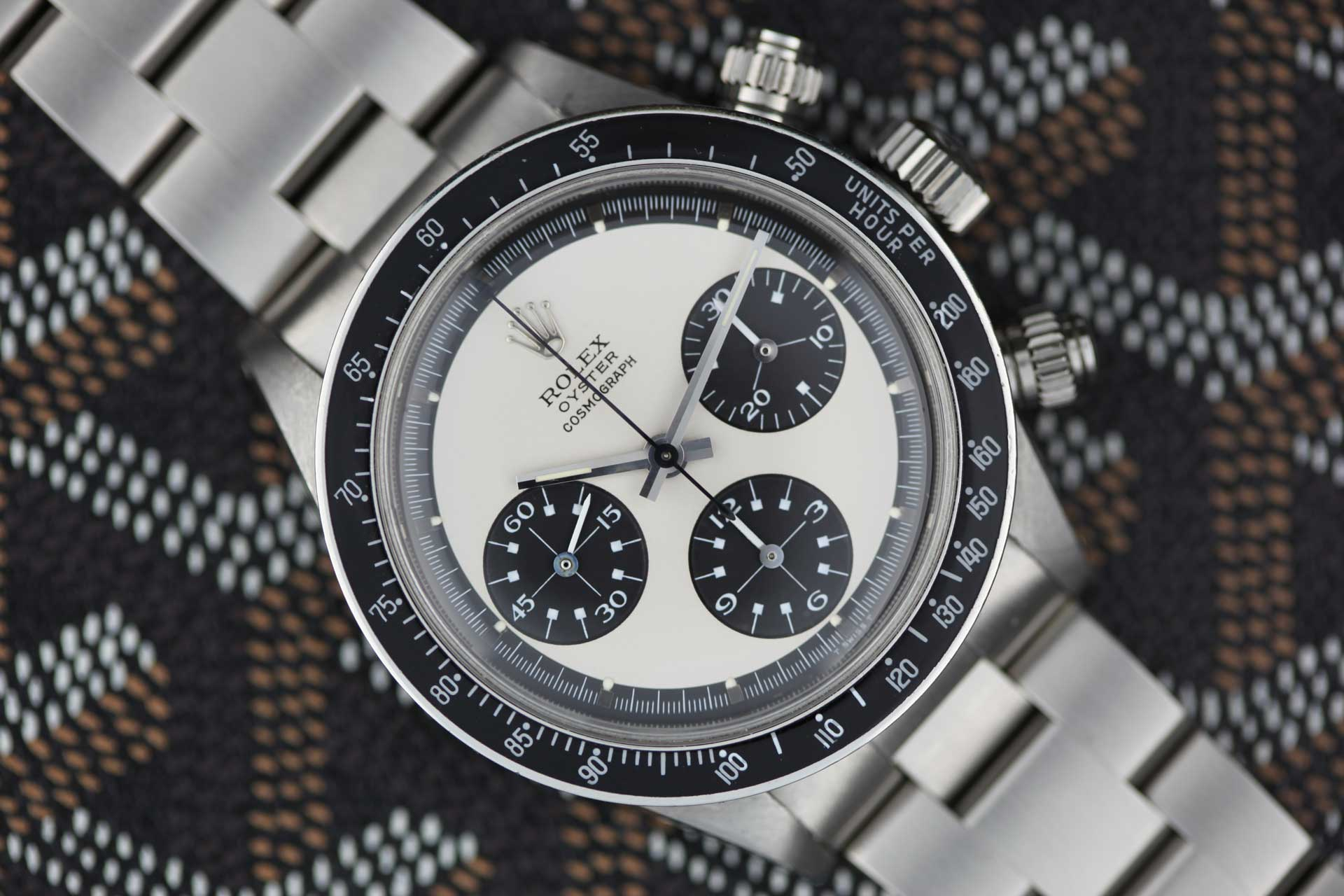 Mark 2 variety of the Paul Newman Daytona ref. 6263