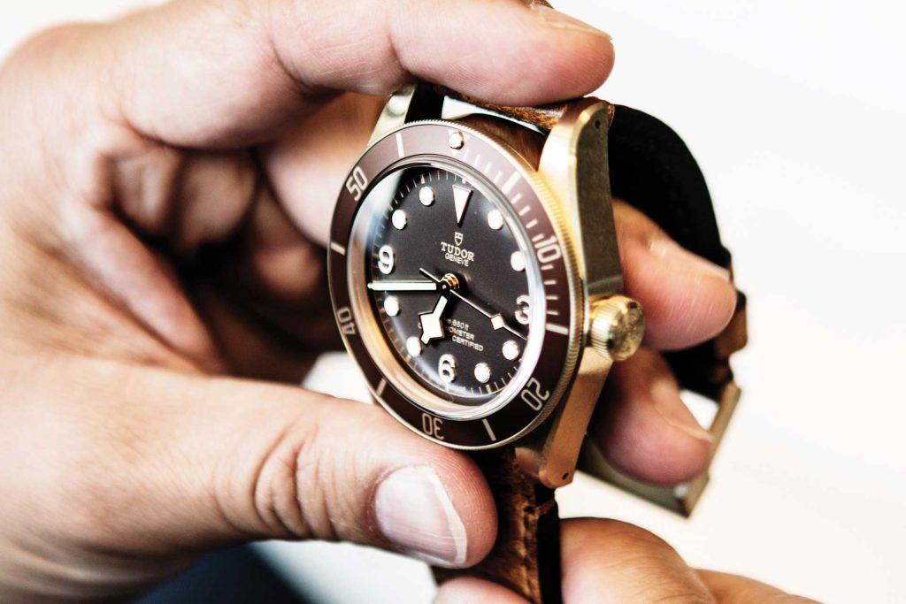 Tudor on record revolution - Tudor dive watch price ...