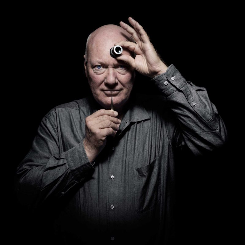 Jean-Claude Biver, Chairman of Hublot and President of LVMH Watch Division.