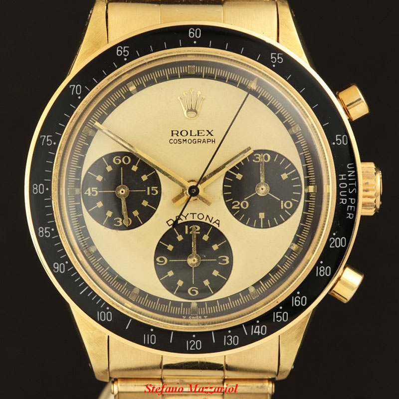 "Gold 'Paul Newman"" Daytona ref. 6241"