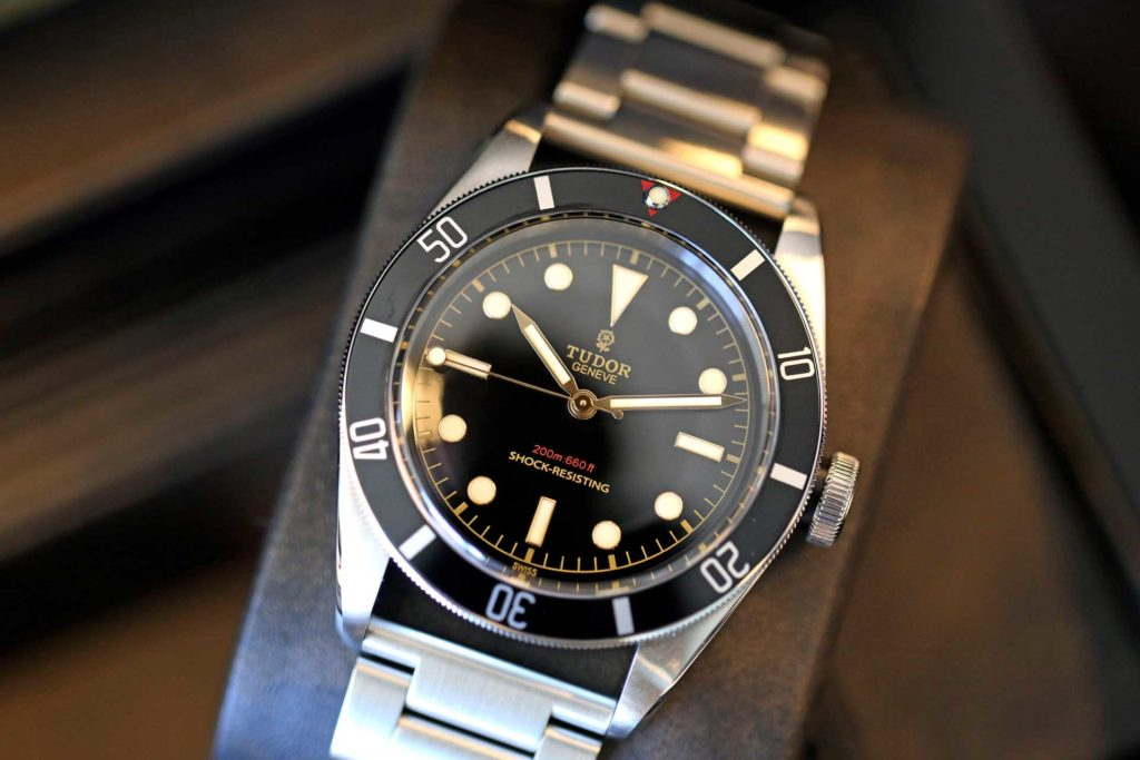 Tudor Heritage Black Bay One