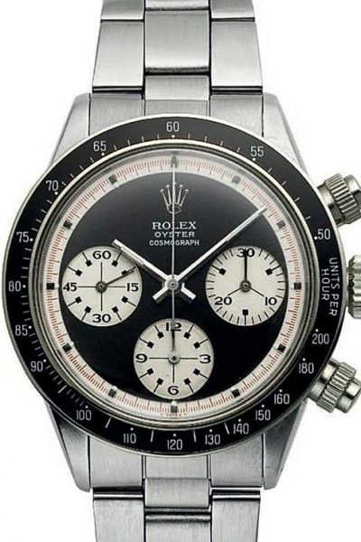 """Black ghost"" ROC, Paul Newman Daytona."
