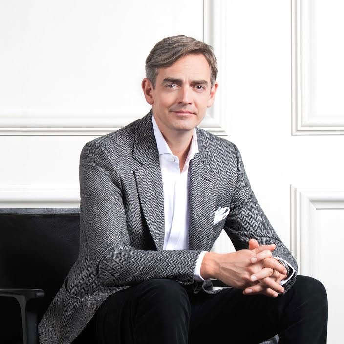 Toby Bateman, MR PORTER Managing Director