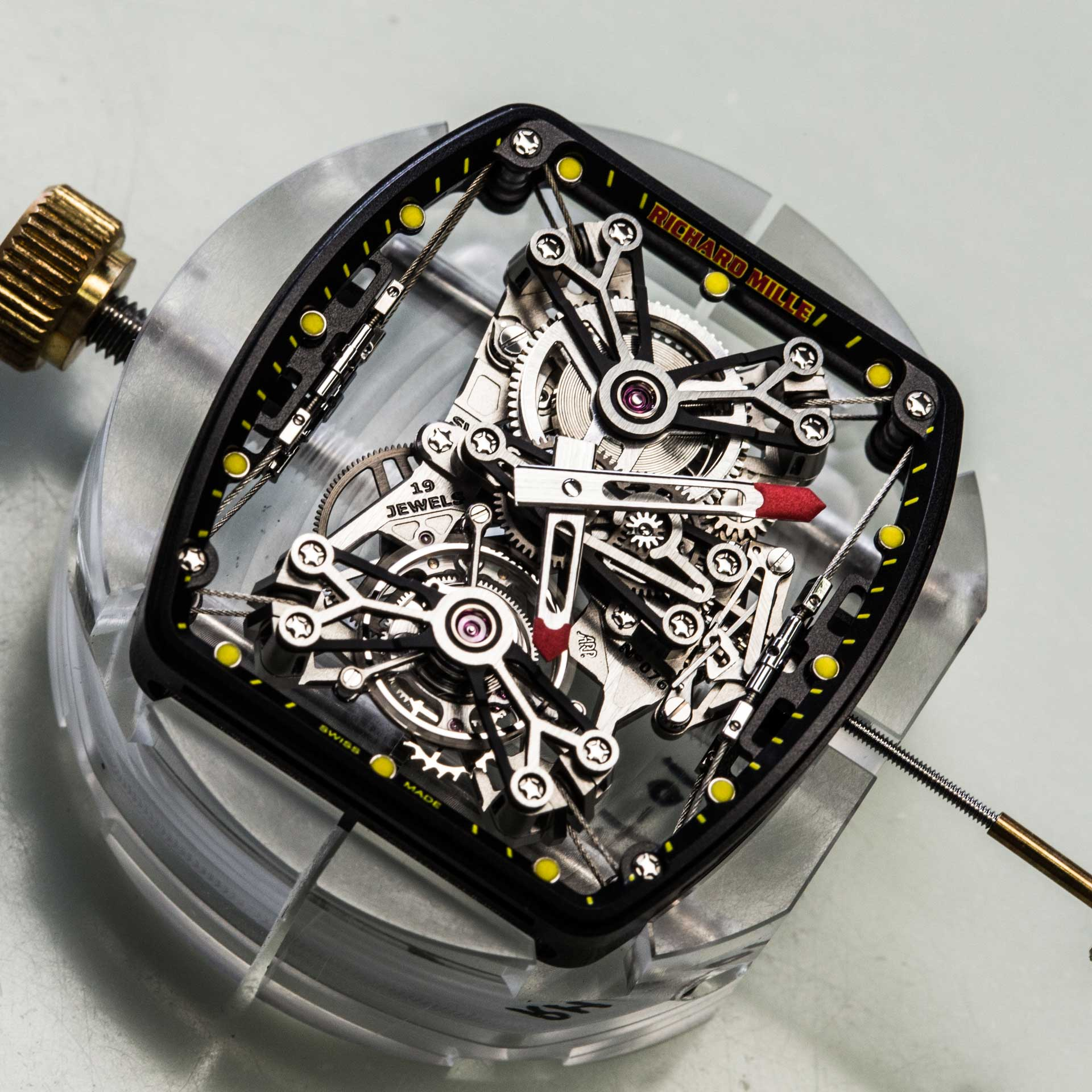 Giulio Papi On 15 Years Of Richard Mille | Revolution Watch