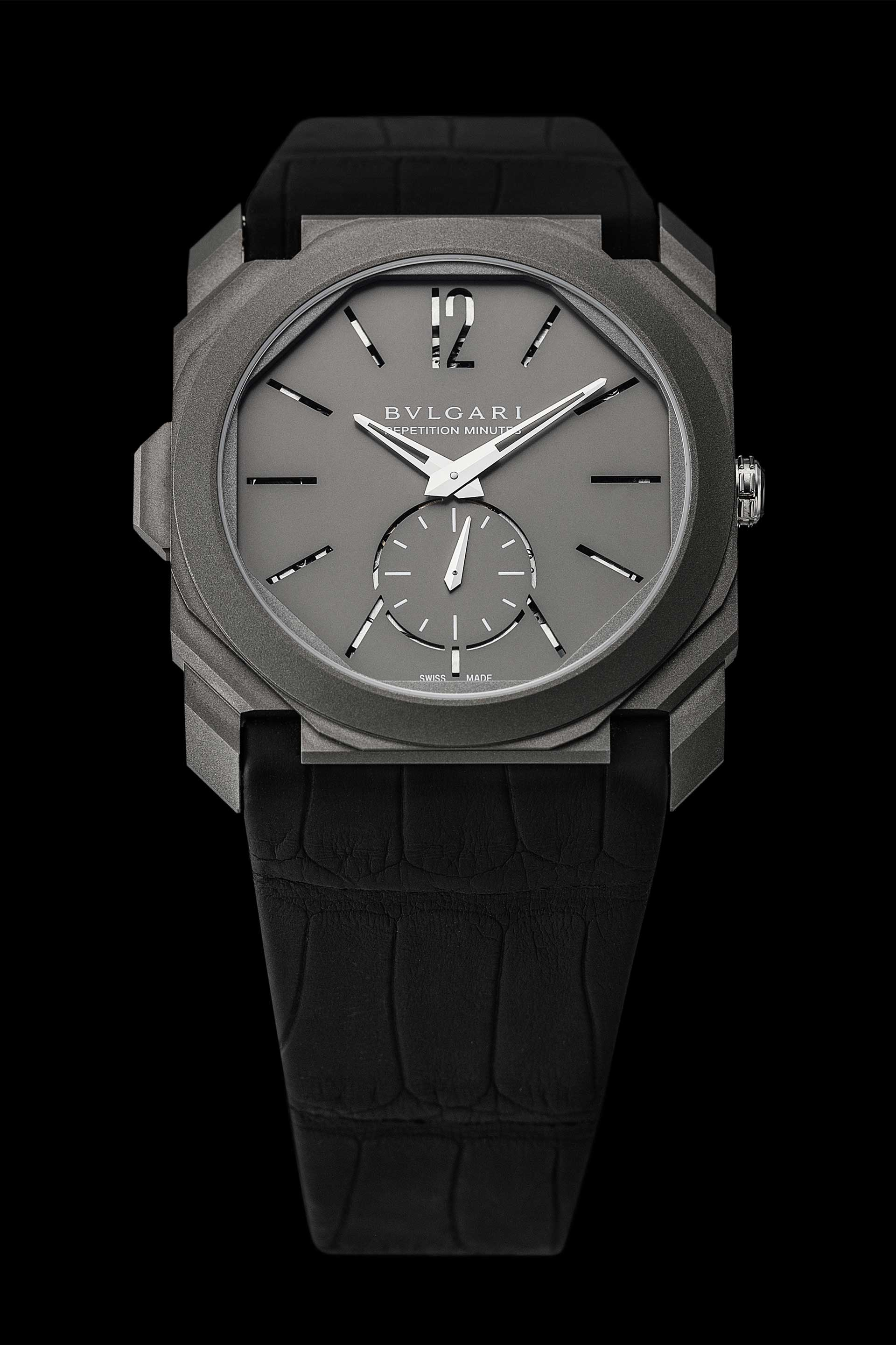 Revolutionary Watch Of The Year: Bulgari Octo Finissimo ...