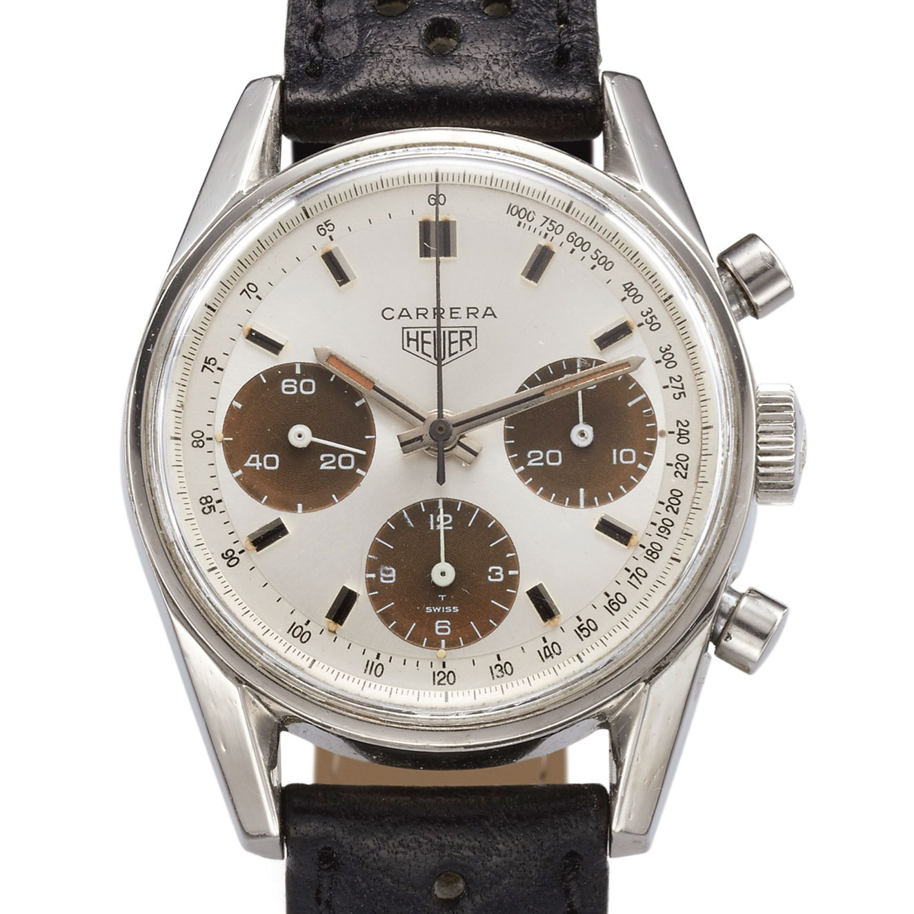 Valjoux 72 A Chronograph In A Million Revolution Watch