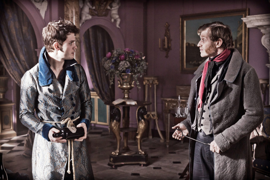 Jeremy in Great Expectations