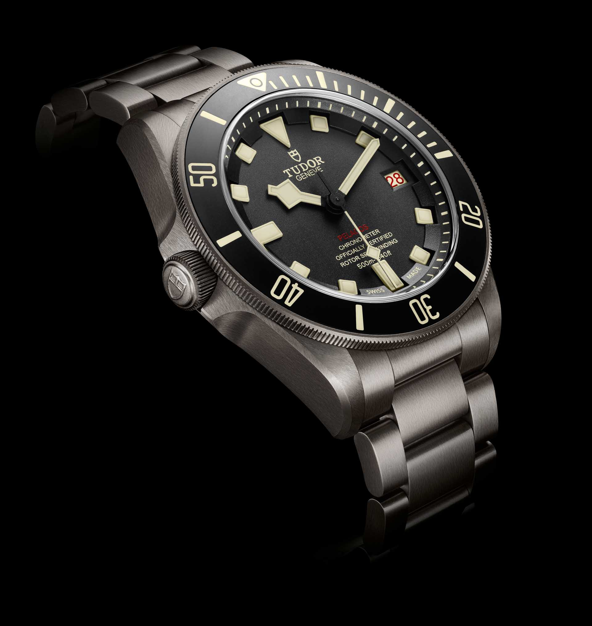 Tudor Pelagos LHD Photo